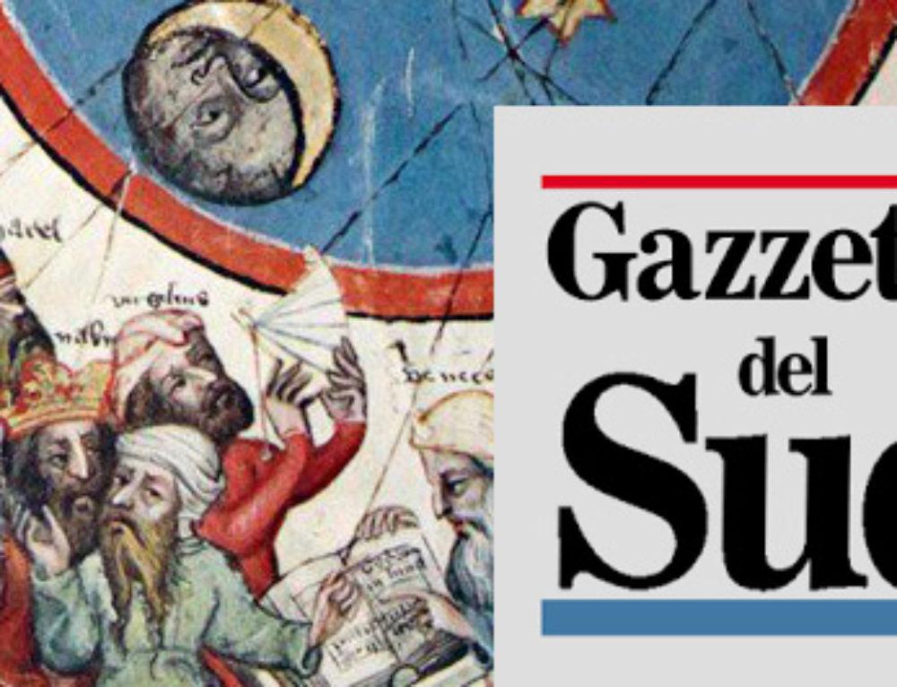 L'Argimusco tra preistoria e Medioevo – GAZZETTA DEL SUD (25.08.2013)