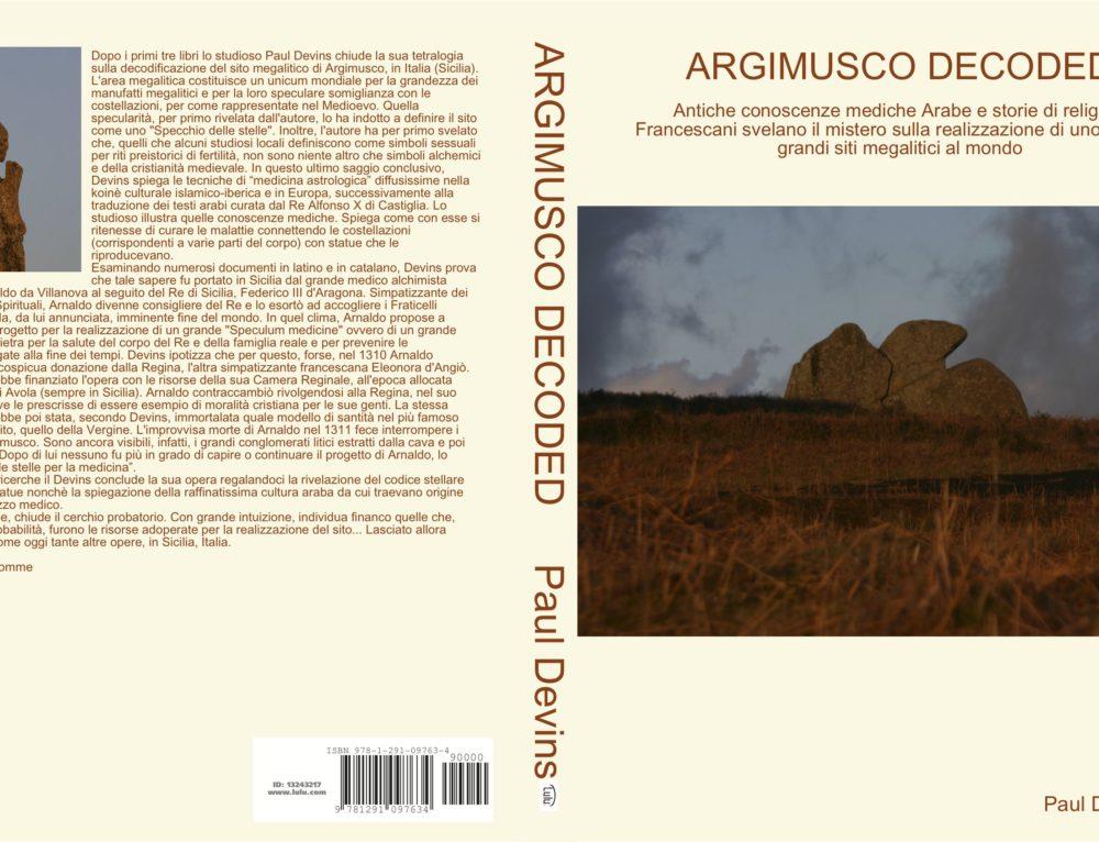 Argimusco Decoded – Anatomia di una Scoperta