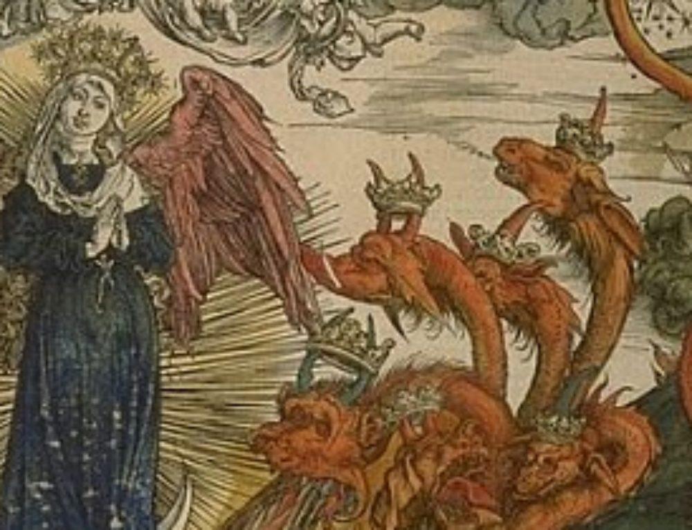 La Vergine dell'Apocalisse e l'Imperatrice
