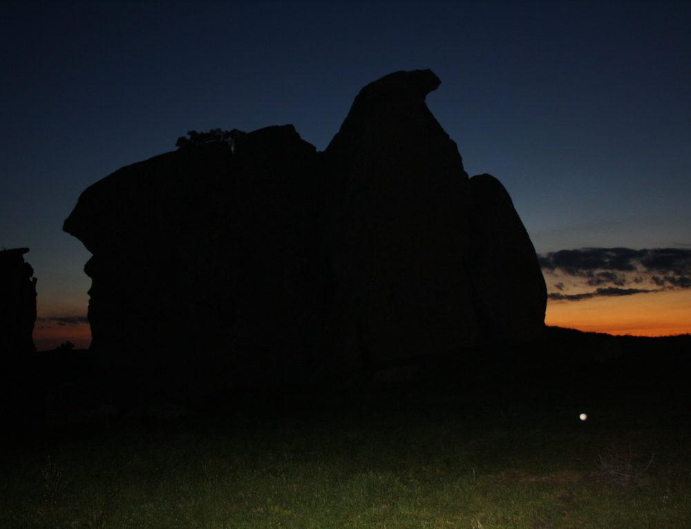 Argimusco: un parco per preservare il Cielo Stellato
